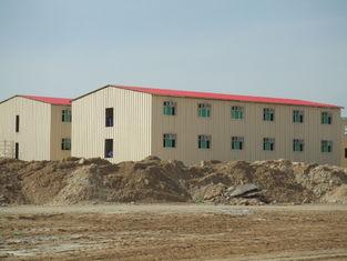 中国 安価のプレハブの商業建物/エネルギー Saveing のプレハブの金属の建物 サプライヤー