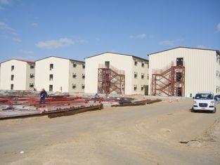 中国 プレハブのアパート、鉄骨構造、オフィス ビル サプライヤー