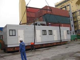 中国 建築家はモジュラー・ホーム/ライト鋼鉄広いモジュラー タバナクルを設計しました サプライヤー