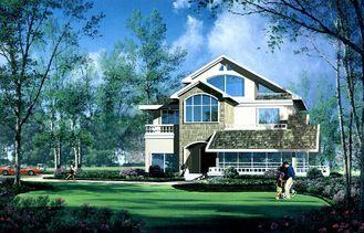 中国 組立て式に作られる家ポリ塩化ビニール滑走の Windows が付いている高い絶縁材の別荘 サプライヤー