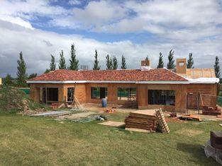 中国 軽い鋼鉄コンクリートのパネル中国は家/容易な設置別荘を組立て式に作りました サプライヤー