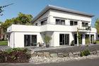 中国 プレハブの家、高い絶縁材の鉄骨構造のプレハブの現代別荘 工場