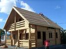 湿気の換気の Overwater の熱帯バンガロー/木の家