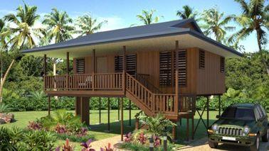中国 新しい設計 Moistureproof 木の家のバンガローによって/SAA は浜のバンガローが家へ帰ります 代理店