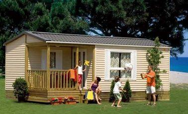ヨーロッパ様式のモービル ハウス、取り外し可能な休日の家、Foldable 家