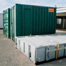 中国 移動可能な小型容器の家、十分に終了する貯蔵容器のモジュラー・ホーム 代理店
