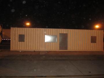 中国 広いの後災害の現代モジュラー・ホーム、軽い鋼鉄モジュラー・ホームのキット 代理店