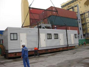 中国 建築家はモジュラー・ホーム/ライト鋼鉄広いモジュラー タバナクルを設計しました 代理店