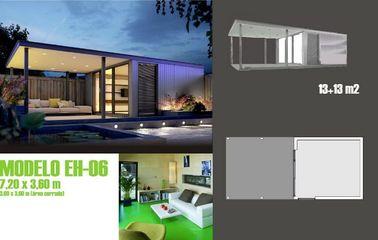 現代動産は休日の家にアクセントを置きましたり/休日の生活のための庭のスタジオを組立て式に作りました