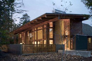 中国 南アフリカ、軽い鉄骨フレームの家のためのプレハブのキットの家 代理店